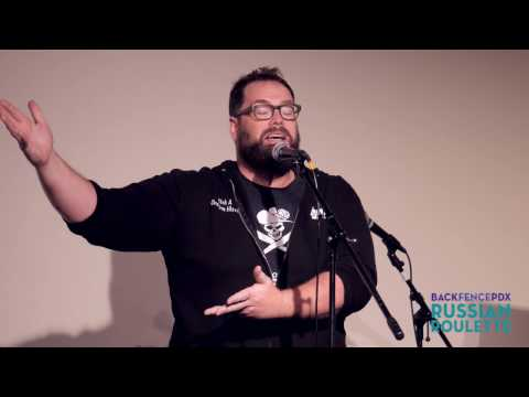 Andy Lindberg at Back Fence PDX: RUSSIAN ROULETTE 10816