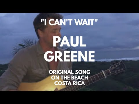 I can't wait – original song