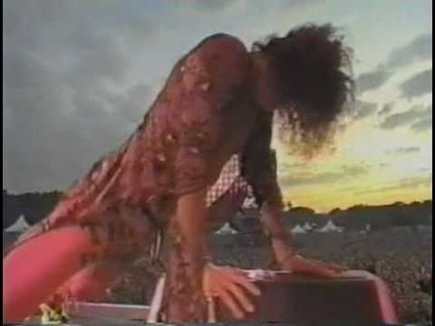 Aerosmith Love In An Elevator Live Holland '94