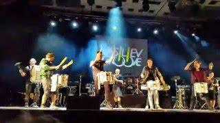 Краснодар - Vasiliev Groove - шоу барабанщиков