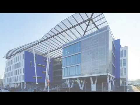Construction Du Green Office Spring - Nanterre (92) - Timelapse