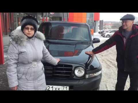 Отзыв Михаила и Ирины, г. Казань, купили Tagaz Tager в автосалоне Altera