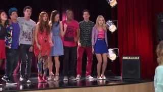 Disney Channel España | Videoclip Violetta - Algo Se Enciende thumbnail