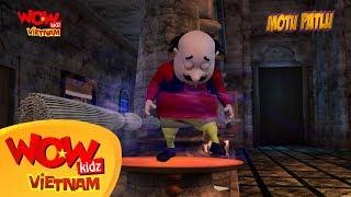 Motu Patlu Siêu Clip 44 - Hai Chàng Ngốc - Cartoon Movie - Cartoons For Children