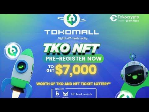 Share $7.000 TKO NFT: Register now