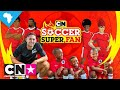 CN Soccer Super Fan | Toon Cup in Real Life | Cartoon Network Africa