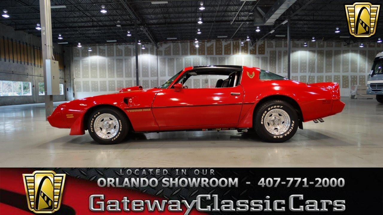 Pontiac T A Gateway Classic Cars Orlando Youtube