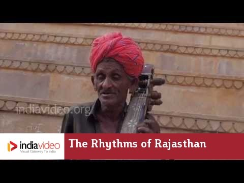 The Rhythms of Rajasthan