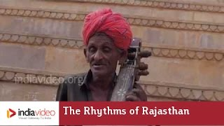 The Rhythms Of Rajasthan | India Video