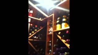 Walk-in Wine Cooler