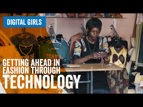 Fashion forward: How Aminah boosted her business with technology on YouTube
