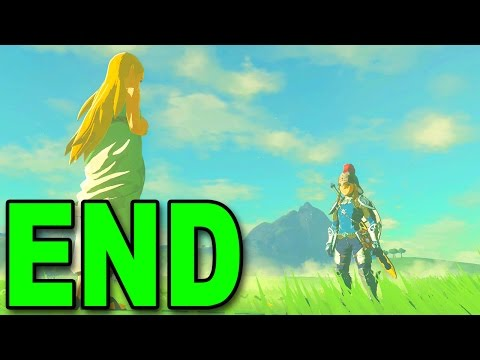 Zelda: Breath of the Wild - Part 29 - THE END