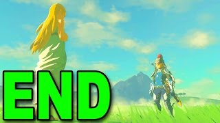 Zelda: Breath of the Wild Part 29 THE END