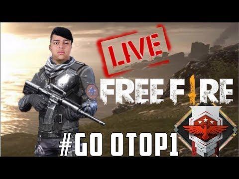 FREE FIRE 💥 -  RUMO AO TOP GLOBAL - RANKED