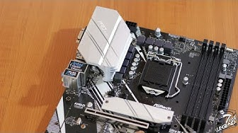 ASRock B365 Pro4 Motherboard Review   Affordable performance!