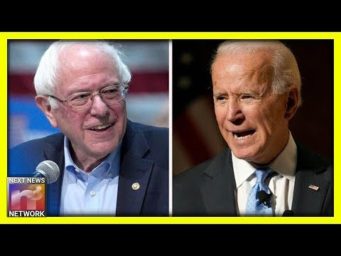 Joe Biden Favors BERNIE In His Latest Gaffe In Front Of MILLIONS - This Was TERRIBLE Timing!