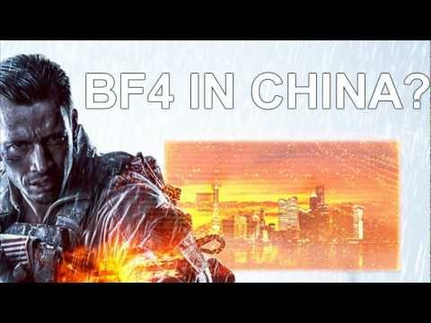 Battlefield 4 Cover Art Revealed - Shanghai, Female Soldier & Skiing