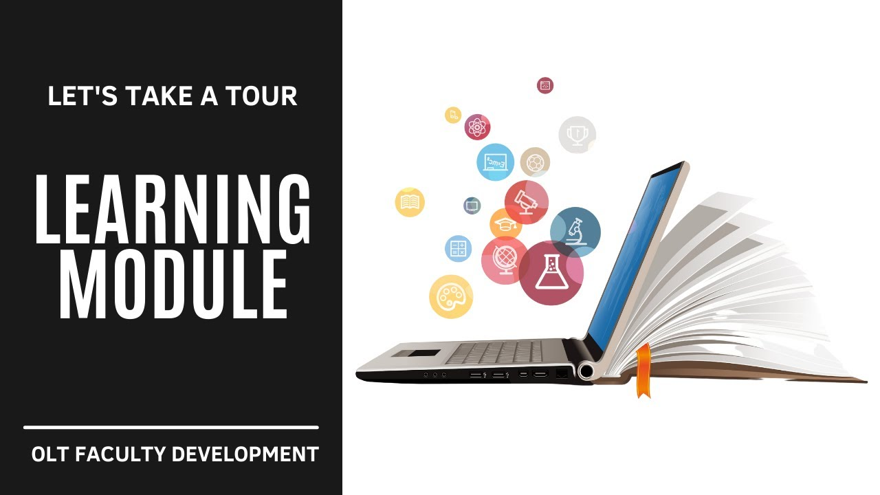 Course Tour: Learning Modules
