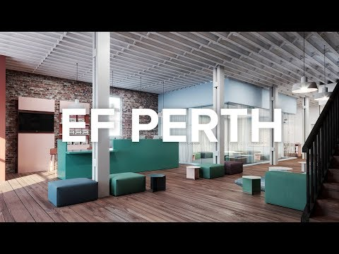 EF Perth – New Campus 2018