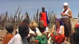 Żywcem w Afryce - film dokumentalny