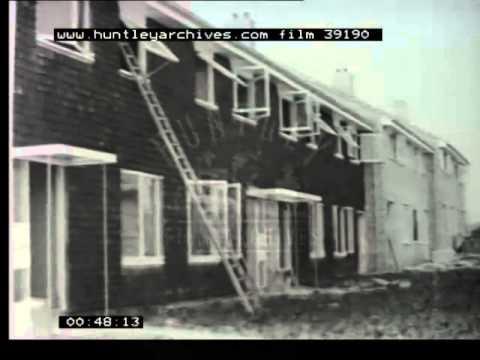 Huntingdon, 1960's - Film 39190