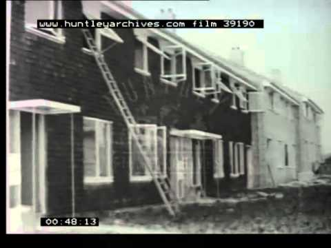 Huntingdon, 1960's - Film 39190