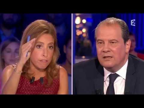 """Léa Salamé à Jean-Christophe Cambadélis: """"Vous essayez de diaboliser le front national !"""" #ONPC"""