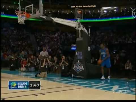 NBA - All Star Game - Slam Dunk Contest ~2008~  parte 1
