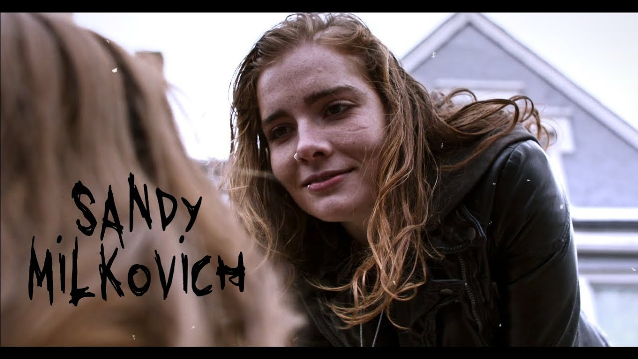 Download Sandy Milkovich (S10) scenes | Shameless