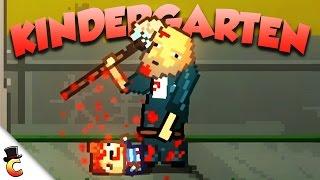 Disturbing Childhood Adventure! - Kindergarten Gameplay - Kindergarten Part 1