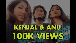 Kenjal Meher Shrestha & Anu Shakya, I Am Alive - live