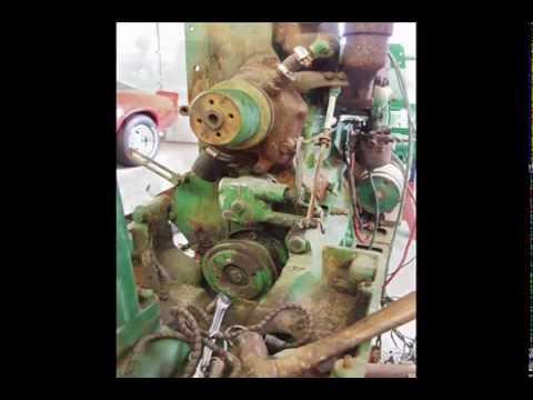 John Deere 1010 Restoration YouTube – John Deere 4450 Engine Diagram
