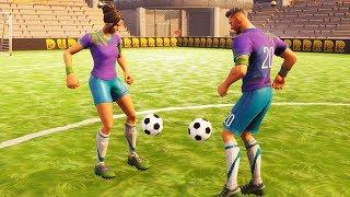 A Soccer Skin Love Story | Fortnite Short Film