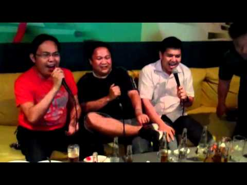 Music Match Family KTV Macapagal, Blvd. 3.10.2012 VIDEOKE