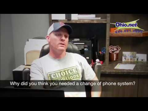 Ohio.net Testimonials | Choice Traditions P1 | Why VOIP?