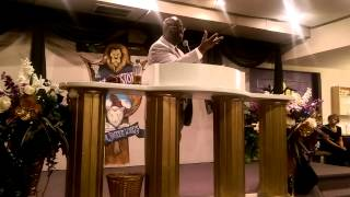 Supt. Dr Earl Carter Right Theology! Pt 1