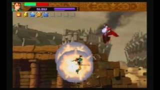 Sol Divide - Sega Saturn