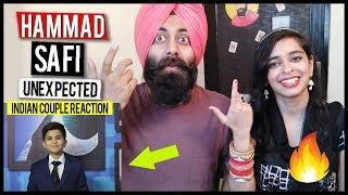 Indian Couple Reaction on Hammad Safi   A Little Professor from Pakistan   PunjabiReel TV