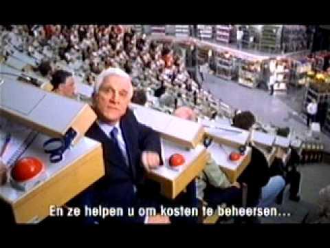 Dutchtone reclame Leslie Nielsen 2/3