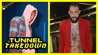 Racks Loses It Over Russell Westbrook and JaVale McGee Needs a Shirt | Tunnel Takedown