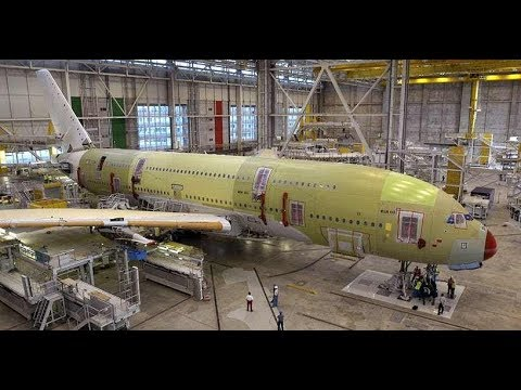 How Aircrafts Are Built - Aircraft Production Documentary - Prehistoric TV