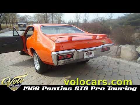 1968 Pontiac GTO   Volo Auto Museum