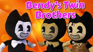 BATIM Plush Episode 22: Bendy's Twin Brothers