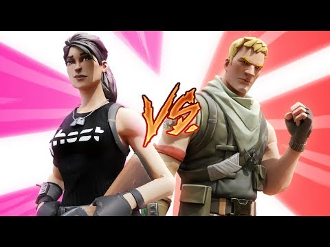 Tfue vs. Ghost Innocents (feat. Bugha & Ghost AssauIt) | Fortnite Creative