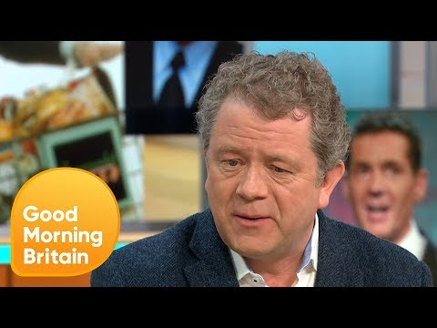 Jon Culshaw Remembering Dale Winton | Good Morning Britain