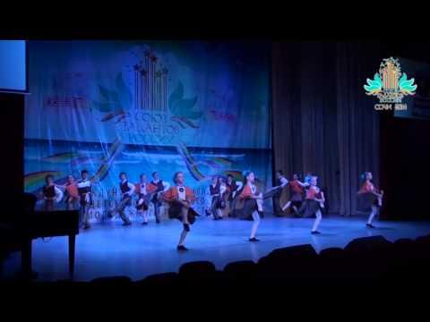 Танцевальный  коллектив  «Вдохновение» г.  Шахунья