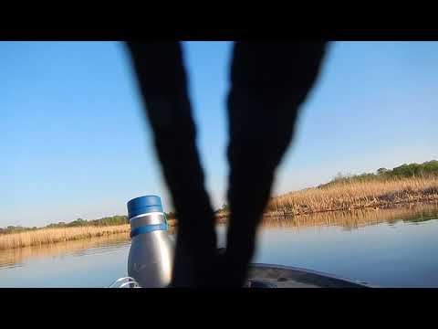 Accidental footage (reverse angle), writing, Cherokee Marsh