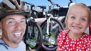 BUYING BIKES FOR THE WHOLE FAMILY | WHAT YOU NEED TO GET STARTED BIKING | BEGINNER BIKES FOR ALL AGE