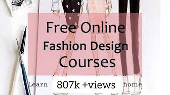 Free Online Fashion Desiging Course Youtube