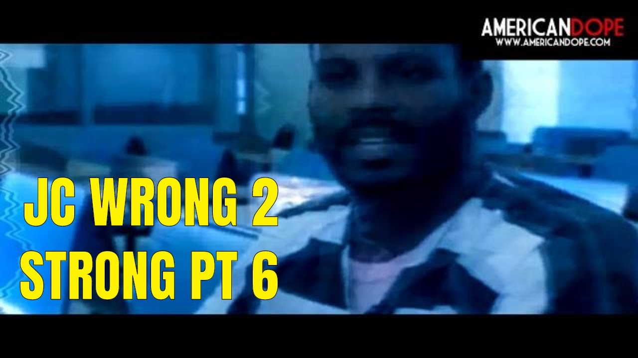 JC and DMX WrongToStrong